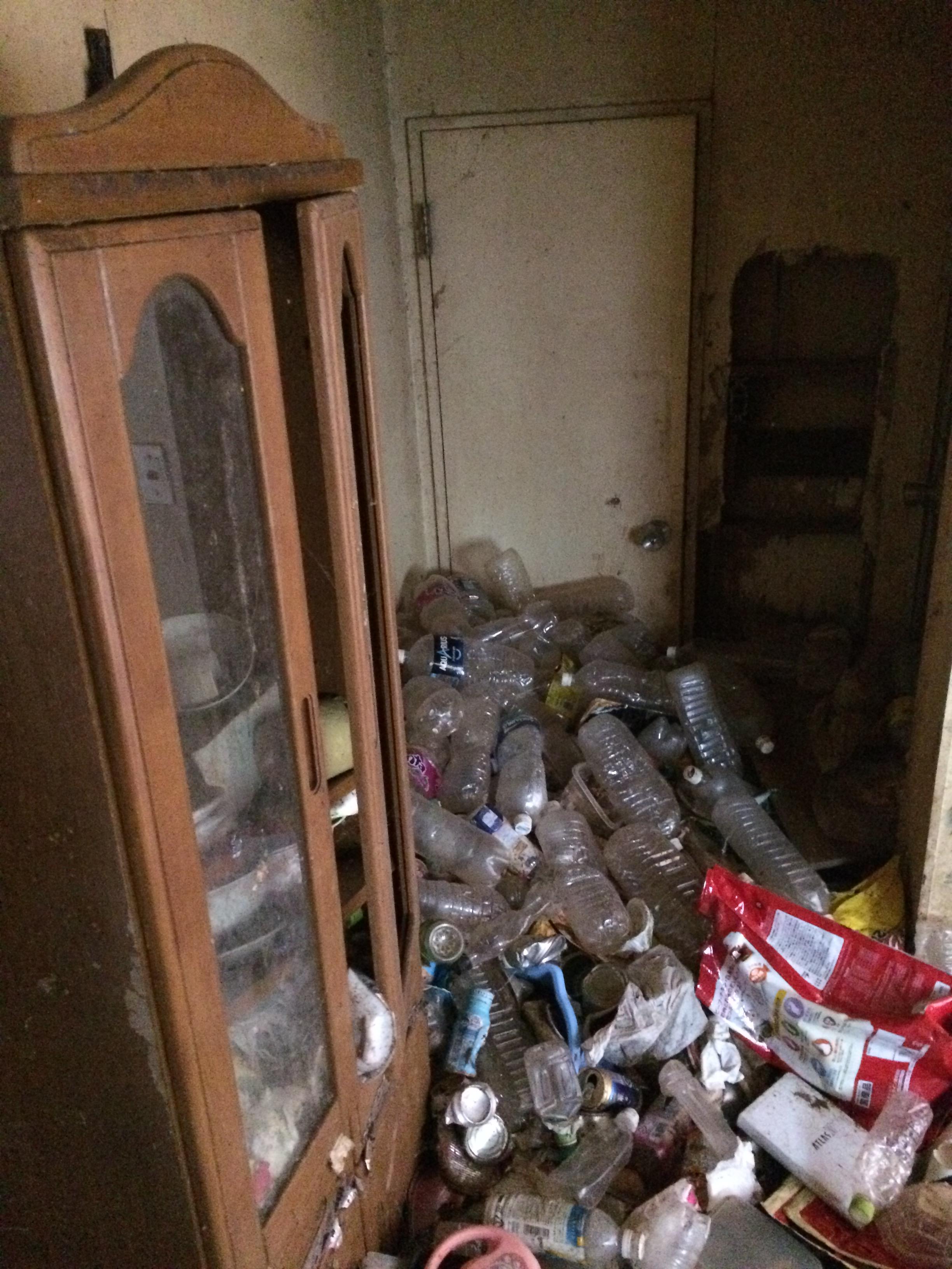 ゴミ屋敷の片付け~内装原状回復工事 北本市
