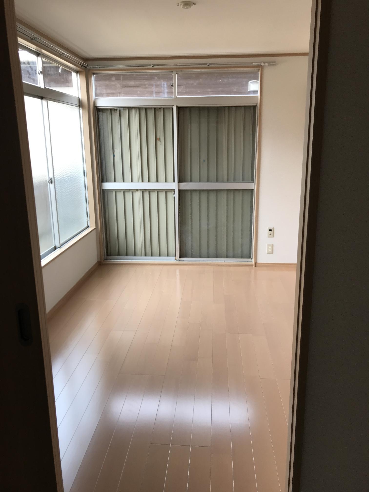 ゴミ屋敷の片付け~内装原状回復工事 北本市 その2
